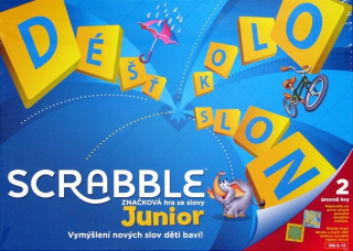 Scrabble: Junior /CZ/