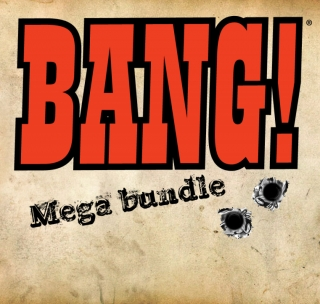 Bang! Mega bundle /CZ/