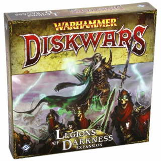 Warhammer Diskwars: Legions of Darkness Expansion