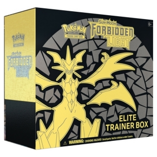 Pokémon: Sun & Moon Forbidden Light - Elite Trainer Box