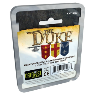 The Duke: Reinforcements - Gunpowder Uprising
