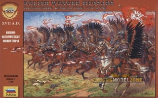 Polish Winged Hussars (1:72)