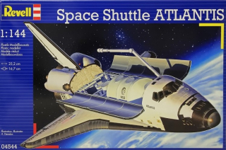 Space Shuttle Atlantis (1:144)