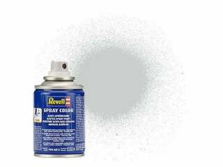 Revell Spray Color - Světle šedá hedvábná č. 371 (light grey silk) (100ml)