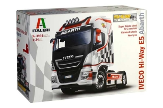 Iveco Hi-Way E5 ABARTH (1:24)
