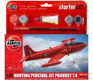 Hunting Percival Jet Provost T.4 (1:72)
