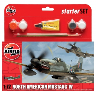 North American Mustang IV (1:72)
