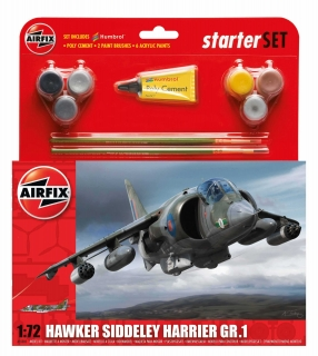 Hawker Harrier GR.1 (1:72)