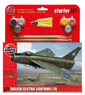English Electric Lightning F.2A (1:72)