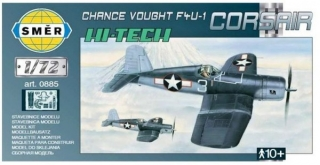 Chance Vought F4U1 Corsair (1:72)