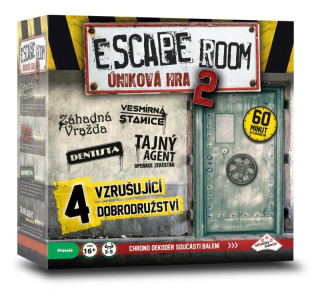 Escape Room 2 /CZ/
