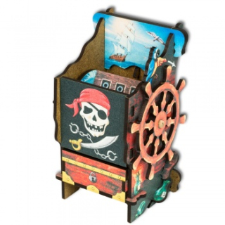 Dice Tower - Pirate