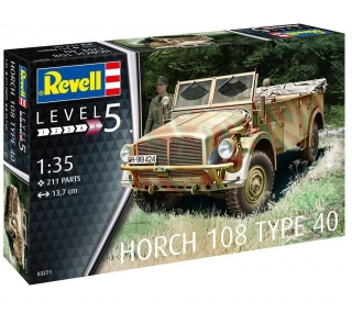 Horch 108 Type 40 (1:35)