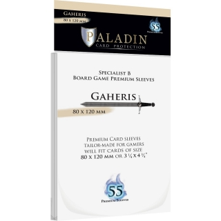 Paladin - Gaheris 55 Specialist B 80x120 mm