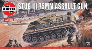 Stug III 75mm Assault Gun (1:76)