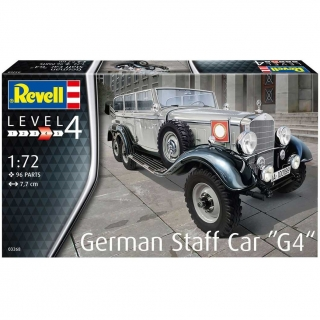"German Staff Car ""G4"" (1:72)"