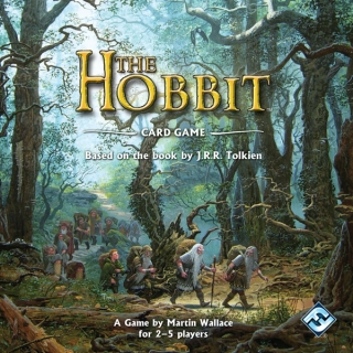 The Hobbit: Card game /EN/