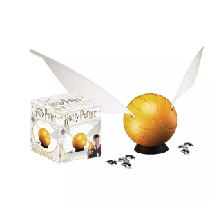 3D Puzzle Harry Potter - Zlatonka / Golden Snitch