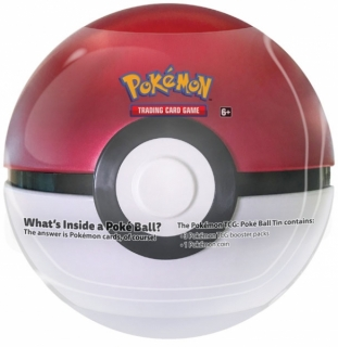 Pokémon: Pokéball Tin
