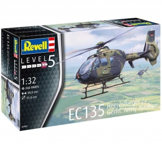 EC 135 Heeresflieger / German Army Aviation (1:32)
