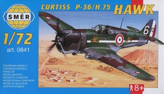 Curtiss P-36/H.75 Hawk (1:72)