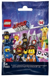 Lego 71023 Minifigurky Movie 2