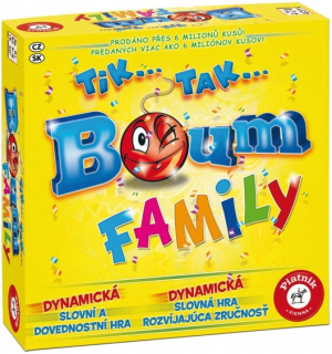 Tik Tak Bum Family
