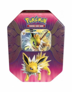 Pokémon: Elemental Power Tin - Jolteon-GX