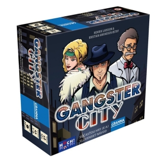 Gangster City /CZ/