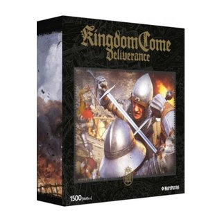 Kingdom Come: Deliverance puzzle - To death and life