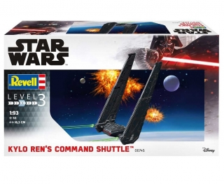 Kylo Ren's Command Shuttle (1:93)