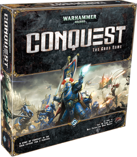 Warhammer 40,000: Conquest The Card Game