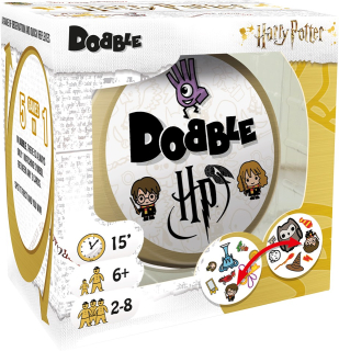 Dobble: Harry Potter /CZ/