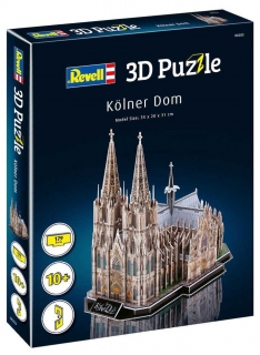 Revell 3D Puzzle Cologne Cathedral