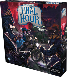 Arkham Horror: Final Hour /CZ/