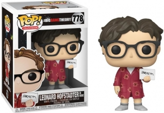 Funko POP! Big Bang Theory-Leonard v županu