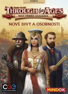 Through the Ages: Nové divy a osobnosti