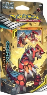 Pokémon: Sun & Moon PCD - Cosmic Eclipse: Groudon