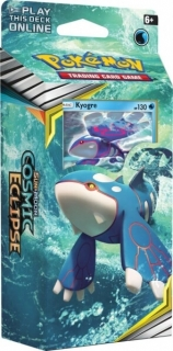 Pokémon: Sun & Moon PCD - Cosmic Eclipse: Kyogre