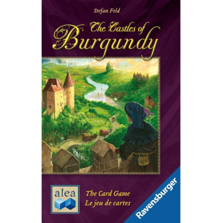 The Castles of Burgundy: Card Game