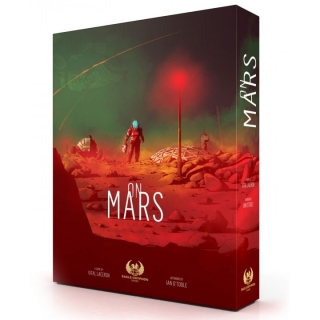 On Mars /CZ/ + promo karta Beacon