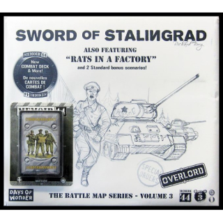 Memoir '44: Battle Map 3 - Sword of Stalingrad