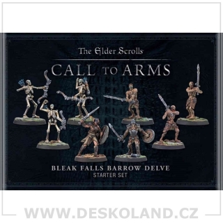 The Elder Scrolls: Call to Arms - The Bleak Falls Barrow Delve