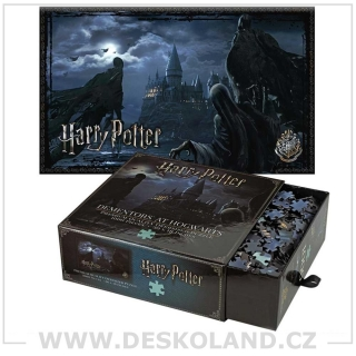 Harry Potter Puzzle - Dementors at Hogwarts / Mozkomorové