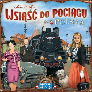 Ticket to Ride: Poland /EN, PL/