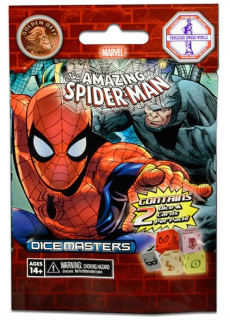Marvel Dice Masters: The Amazing Spider-Man Booster