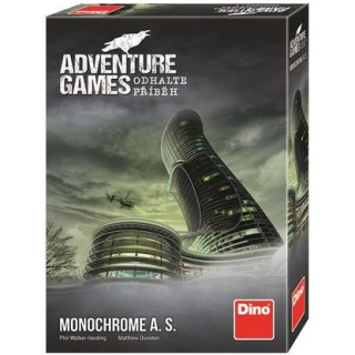 Adventure Games: Monochrome a.s. /CZ/