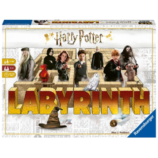 Labyrinth: Harry Potter /CZ/