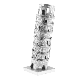 Kovový model Tower of Pisa