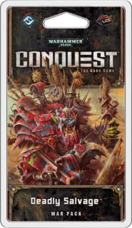 Warhammer 40,000: Conquest - Deadly Salvage